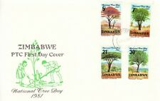 1981 Zimbabwe Tree Day First Day Cover