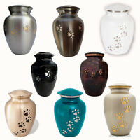 Classic Paws Series Pet Memorial Cremation Urn Small to Large Dog Cat Ashes