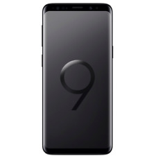 Samsung GALAXY S9 DUOS midnight black G960F 64 GB Android 8.0 Smartphone