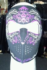 Winter Gear Neoprene Full Face Mask- Venetian