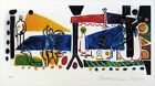 Pablo Picasso THE FAMILY Limited Edition Giclee Estate Signed 13x20