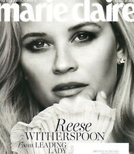 REESE WITHERSPOON Marie Claire Magazine 3/18 JOAN SMALLS