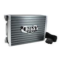 Boss Audio 1500 Watt Mono A/B MOSFET Power Car Amplifier + Remote | AR1500M