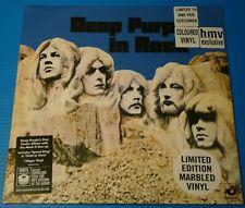 DEEP PURPLE - In Rock - HMV exclusive marbled 180g vinyl LP - NEW/SEALED