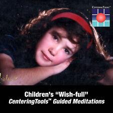 CHILDREN'S 'WISH-FULL' RELEASE STRESS: 23 Min 2 Track Guided Meditation Audio