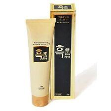 New Korea Han-nong Heuk Charcoal Carbon Tooth Paste 130g x 3pcs