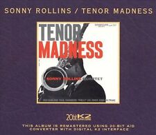 FREE US SHIP. on ANY 2 CDs! USED,MINT CD Sonny Rollins: Tenor Madness (20 Bit Ma