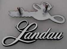 Ford P5 Landau Door Badges (PAIR)