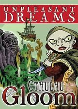 Cthulhu Gloom Card Game - Unpleasant Dreams Expansion (New)