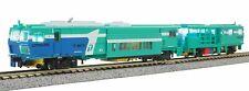 Greenmax 4713 Multiple Tie Tamper & Material Wagon Daiichi Kensetsu Kogyo Color