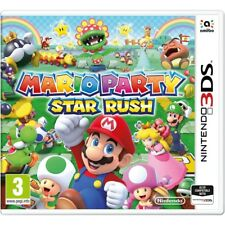Mario Party Star Rush (3ds) - Nintendo 3ds Delivery