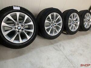 Orig. BMW Styl. 450 Felgen Winter Reifen 19 Zoll - X5 F15, E70 - X6 F16