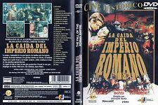 THE FALL OF THE ROMAN EMPIRE DVD La Caida del Imperio Romano Sophia Loren Zone 2