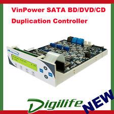 VinPower BD/DVD/CD SATA Duplication Controller 1 to 11 for Tower Duplicator