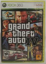 Grand Theft Auto IV  GTA 4 - includes Map & Guidebook