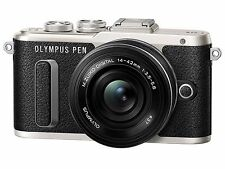 Olympus PEN E-PL8 + 14-42mm EZ Lens Mirrorless Micro Four Thirds Digital Camera