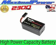 HIGH CAPACITY Battery For PARROT AR-DRONE 2.0 POWER EDITION UPGRADED 2300mAh