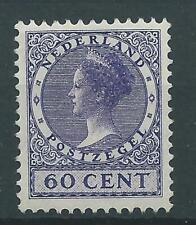 1924TG Nederland Veth zonder watermerk NR.162 postfris mooi zegel.