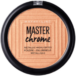 Maybelline Master Chrome Metallic Highlighter 9g - 2 Shades Available