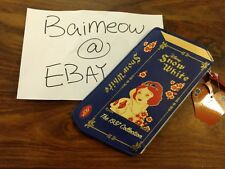 HOLIDAY BESAME Snow White DISNEY BOOK MOTIF MAKEUP BAG ICON NIB 100% AUTHENTIC