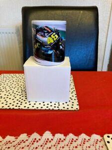 Valentino Rossi inspired motorbike Moto GP mug design 2021 ideal gift