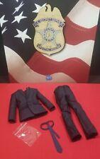 1/6 US Secret Service Special Agent Mark SECRET SERVICE SUIT FROM DID