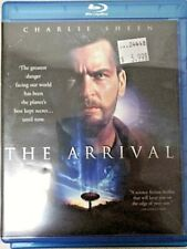 The Arrival blu ray. Dvd and Digital copy not included.