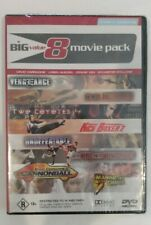 NEW 8 Action Movie DVD Cannonball Undefeatable Vengeance Two Coyotes New Boss