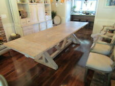 Reclaimed wood Dining or Kitchen Table custom made,country,shabby chic,vintage