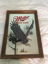 Miller High Life Bar Mirror Set - 6 Piece