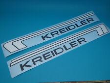 Kreidler Florett K54 RMC RS RMC-S TM LF Tank Aufkleber Dekor Tankaufkleber NEU