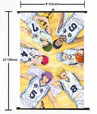 Anime Kuroko no Basket  Wall Scroll Poster cosplay 1674