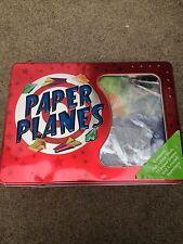 Paper Planes da Parragon in in metallo latta