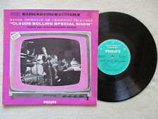 "LP 25cm CLAUDE BOLLING ""Special show"" PHILIPS B 76.528 R FRANCE §"
