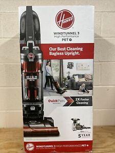 Hoover High Performance Pet Bagless Upright HEPA Vacuum Cleaner UH72630