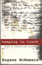 Keeping in Touch : New and Selected Poems by Eugene McNamara (1998, PB, SIGNED)