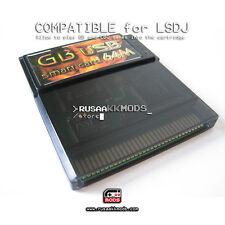 EMS GB USB Smart Cart 64M for Game Boy DMG MGB GBC games (Compatible for LSDJ)