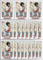 2014 Bowman Draft Byron Buxton (20) Card Bulk Paper Lot Twins #TP-69