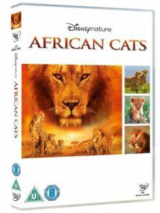 African Cats [DVD][Region 2]