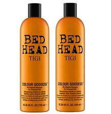 TIGI Bed Head Colour Goddess Oil Infused Shampoo 750ml (21 /1l)