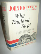 Why England Slept President John F. Kennedy 1st Edition thus Political History