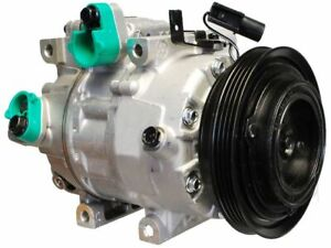 A/C Compressor For 06-09 Hyundai Accent RZ28W7