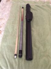 Meucci Pool Cue 4 Points With The Pro Shaft