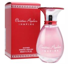 CHRISTINA AGUILERA INSPIRE EDP 50ml FRAGRANCE BNIB