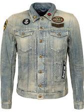 Schwarze jeansjacke ebay