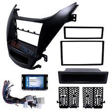 Radio Replacement Interface Steering Control & Dash Kit 2-DIN Pocket for Hyundai