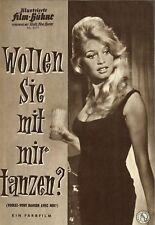IFB 5111 | WOLLEN SIE MIT MIR TANZEN? | Brigitte Bardot, Dawn Addams | Top