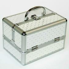 Portable Makeup Box Travel Organizer Cosmetic Storage Container Suitcase Case
