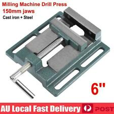 6'' 150mm Drill Press Vice Bench Vise Clamp Milling Machine Maintenance Tool