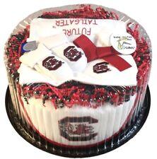 South Carolina Gamecocks Baby Fan Cake Clothing Gift Set